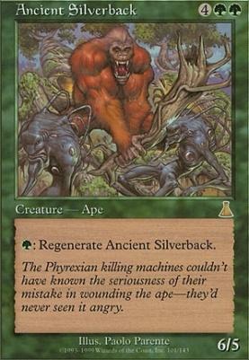 Urza's Destiny: Ancient Silverback