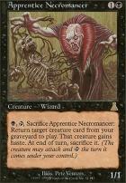 Urza's Destiny: Apprentice Necromancer