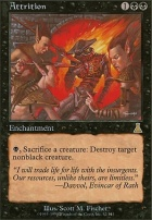 Urza's Destiny Foil: Attrition