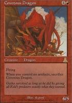 Urza's Destiny: Covetous Dragon