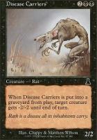 Urza's Destiny Foil: Disease Carriers