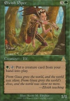 Urza's Destiny: Elvish Piper