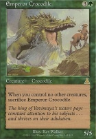 Urza's Destiny: Emperor Crocodile