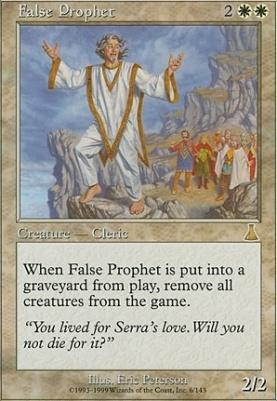 Urza's Destiny: False Prophet