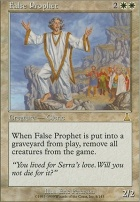 Urza's Destiny: False Prophet