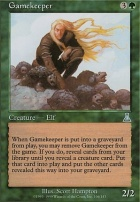 Urza's Destiny: Gamekeeper