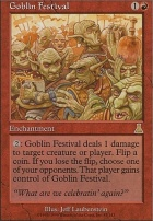 Urza's Destiny: Goblin Festival