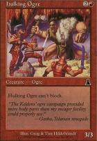 Urza's Destiny Foil: Hulking Ogre