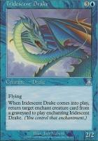 Urza's Destiny: Iridescent Drake