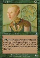 Urza's Destiny Foil: Ivy Seer