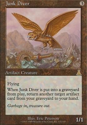 Urza's Destiny: Junk Diver