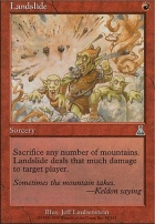 Urza's Destiny: Landslide