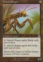 Urza's Destiny: Mantis Engine
