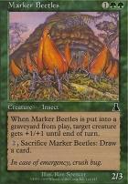 Urza's Destiny: Marker Beetles
