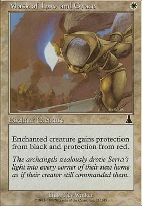 Urza's Destiny: Mask of Law and Grace