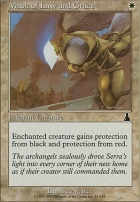Urza's Destiny Foil: Mask of Law and Grace