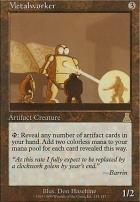 Urza's Destiny: Metalworker