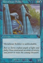 Urza's Destiny: Metathran Soldier