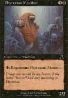 Urza's Destiny Foil: Phyrexian Monitor