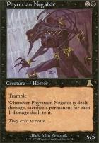Urza's Destiny: Phyrexian Negator