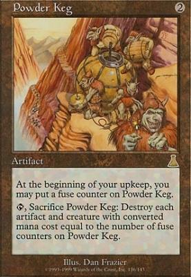 Urza's Destiny: Powder Keg