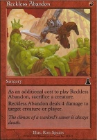 Urza's Destiny: Reckless Abandon
