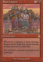 Urza's Destiny Foil: Repercussion