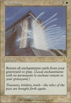 Urza's Destiny: Replenish