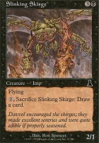 Urza's Destiny Foil: Slinking Skirge