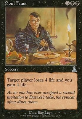 Urza's Destiny: Soul Feast