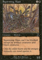 Urza's Destiny Foil: Squirming Mass