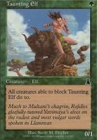 Urza's Destiny: Taunting Elf