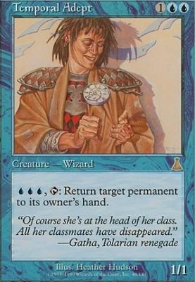 Urza's Destiny: Temporal Adept