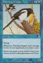 Urza's Destiny: Thieving Magpie