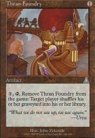 Urza's Destiny: Thran Foundry