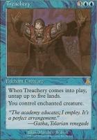 Urza's Destiny: Treachery