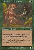 Urza's Destiny: Yavimaya Enchantress
