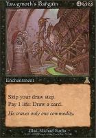 Urza's Destiny: Yawgmoth's Bargain