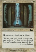 Urza's Legacy: Angelic Curator