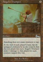Urza's Legacy Foil: Angel's Trumpet