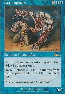 Anthroplasm MTG URZA/'S LEGACY