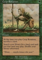 Urza's Legacy Foil: Crop Rotation