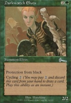 Urza's Legacy: Darkwatch Elves