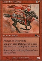 Urza's Legacy: Defender of Chaos