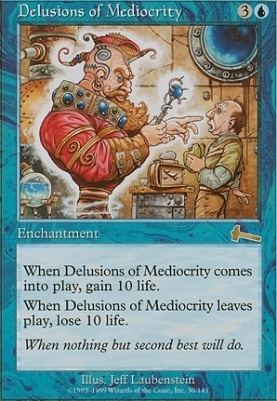 Urza's Legacy Foil: Delusions of Mediocrity