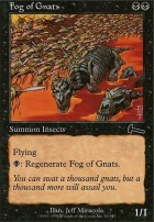 Urza's Legacy Foil: Fog of Gnats