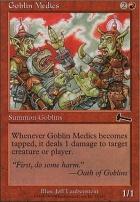 Urza's Legacy Foil: Goblin Medics