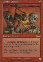 Urza's Legacy: Goblin Welder