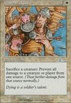 Urza's Legacy: Martyr's Cause