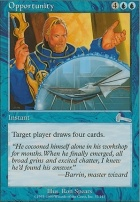 Urza's Legacy Foil: Opportunity